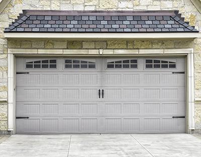 Carraige house garage door